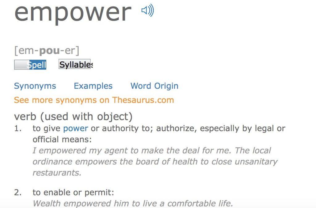 Has Kim Kardashian ruined the word 'empowerment'?