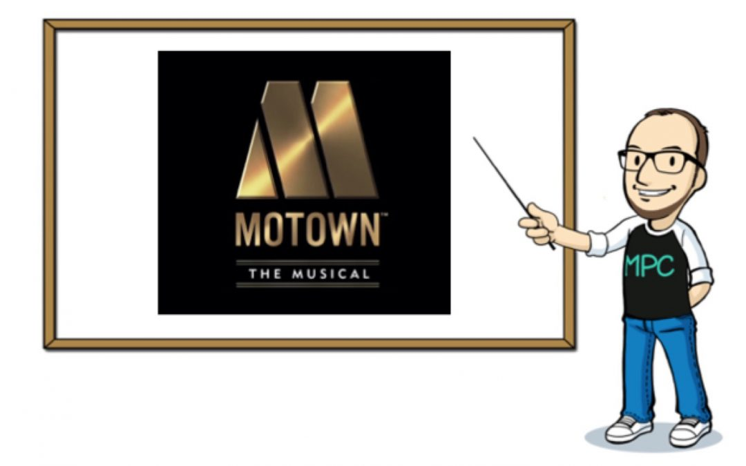 How one terribly written poster almost ruined the brilliant Motown Musical